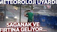 DİKKAT!..METEROLOJİ UYARDI..