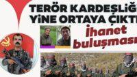 PKKve MLKP'nin terör kardeşliği