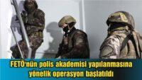 """Balıkesir Merkezli FETÖ Operasyonunda """"Garson"""" Kod Detayı"""