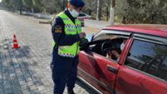 167 araca 76.160 TL idari para cezası uygulandı