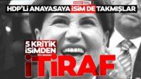 İYİ Parti'deki skandalda 5 itiraf 5 yalan