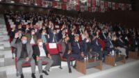 MHP Edremit Kongresi'nde Halil Görmen güven tazeledi MHP Edremit kongresini yaptı