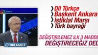 CHP'nin ihanet anayasa taslakları