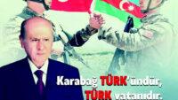 Türk Dünyası soyuna, kanına sahip çıkmalıdır!