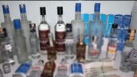 KAÇAK ALKOL VE SİGARA ELE GEÇİRİLDİ