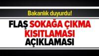 Sokağa çıkma yasağı uygulamasında 38 bin 874 kişiye ceza kesildi