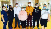 Üniversite Hastahanesinde başarılı Obezite cerrahisi