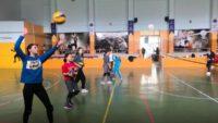 Sporcularımızın Voleybol Antrenmanları yoğun katılımla devam ediyor…