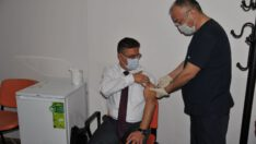 Balıkesir Üniversite hastanesinde aşı uygulama süreci ile ilgili hazırlıklar ilgili kurumlar ile koordineli olarak tamamlandı.