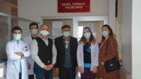 BAÜN Hastanesinde, Riskli Bir Tiroid Ameliyatı Başarısı