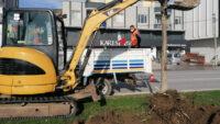 Egzoz Gazından Zarar Gören Ağaçlar Yenileniyor