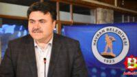 Havran Belediye Başkanı Emin Ersoy'un Covid-19 testi pozitif çıktı.