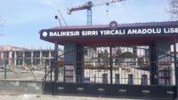 SYAL'in yeni bina inşaatı hızla yükseliyor