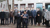 Ataklı, Sağlar ve Başbuğ hakkında Balıkesir'de suç duyurusu