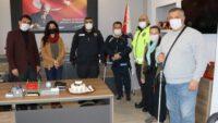Polisler gazetecilerin 10 Ocak Günü'nü unutmadı