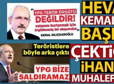 Heval Kemal'in başını çektiği ihanet muhalefeti!