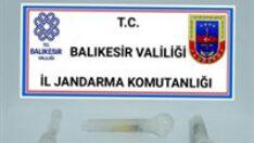 EDREMİT'TE UYUŞTURUCU OPERASYONU
