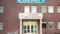 Savaştepe Devlet Hastanesi olarak kullanılacak