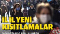 BALIKESİR'DE CORONAVİRÜS TEDBİRLERİ