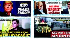 FETÖ VE PKK arkasında ABD yok mu?