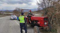 Traktör denetimi sonucunda; (1.222) araç kontrol edildi