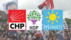 Hepsi birden HDP'lileşti