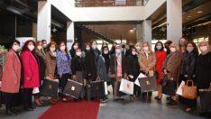 Büyükşehir, Kadın Muhtarların Emekçi Kadınlar Günü'nü Kutladı
