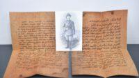 Şehidin Mektubunu 106 Yıl Sonra Balıkesirliler Okudu