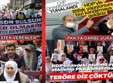 HDP binasından Diyarbakır annelerinin yanına gitmek!