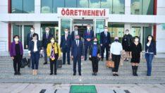 Kadın Kooperatiflerinin temsilcileri ile toplantı