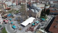Zağnos Paşa Camisi Eski İhtişamına Kavuştu