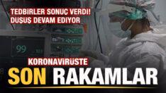 Koronavirüs Hasta, ölü sayısı ve son durum açıklandı
