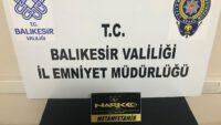 POLİS UYUŞTURUCU SATICILARINA GÖZ AÇTIRMIYOR