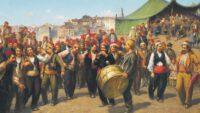 Osmanlı'da ramazanlar sokaklar bayram yerine döner,Kadir Gecesihavai fişekler atılırdı