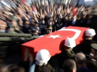İdlib'de 1 asker şehit, 4 asker yaralı