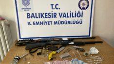 (17) adrese yönelik (28) ekip (175) personelin katılımıyla huzur operasyonu ..