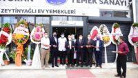 Onur Hayri Usta Restoran ve Yemek Salonu açıldı
