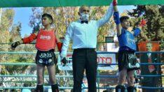 Muaythai Gençler Türkiye Şampiyonası Alt Gençler Kategorisinde Türkiye Şampiyonu oldu.