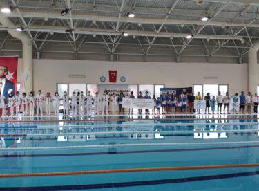 Türkiye İşitme Engelliler Yüzme Şampiyonası  başladı