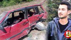 MHP'li başkanın oğlu trafik kazasında öldü