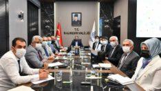 Tarım ve Hayvancılık Sektörüne Hizmet Veren Kamu Kurumlarıyla Toplantı Gerçekleştirdi