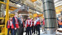 Vali Şıldak Sektöründe Öncü Firmalara Ziyaretlerine Devam Ediyor