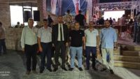 MHP Karesi ilçe başkanı Kürşat Burak Boduroğlu programa katıldı