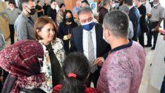 Vali Şıldak Umuda Kapı Açanların Aileleriyle Biraraya Geldi