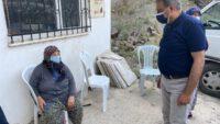 Vali Şıldak'tan Kırtık Mahallesi'ne Ziyaret