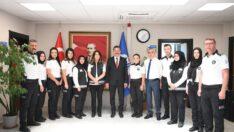 Başkan Yücel Yılmaz Özel Güvenlik Haftası'nı Kutladı