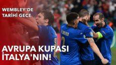 Avrupa Kupası İtalya'nın!