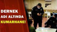 PARTİ BİNASI KUMARHANE ÇIKTI!..