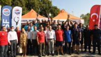 Zıpkınla Balık Avı Kulüpler Arası Türkiye Şampiyonası gerçekleştirildi.