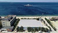 Avşa Adası deniz suyu içiyor: 10 yıl yetecek kadar su var